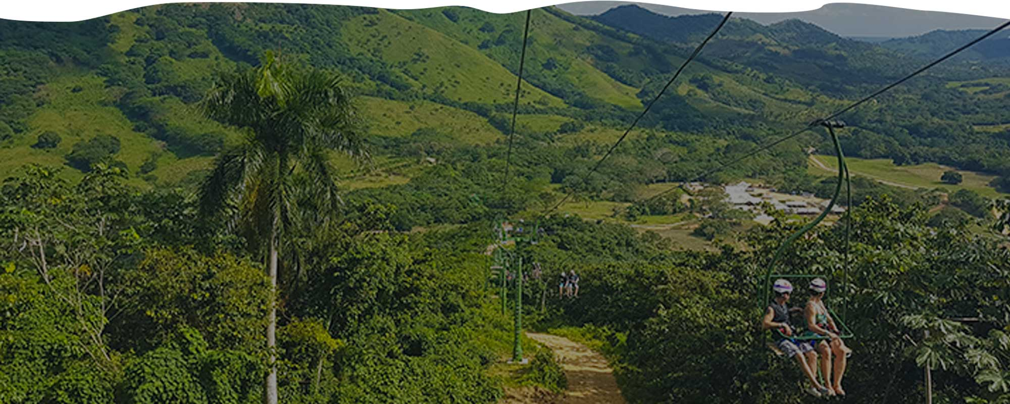 chairlift punta cana dominican